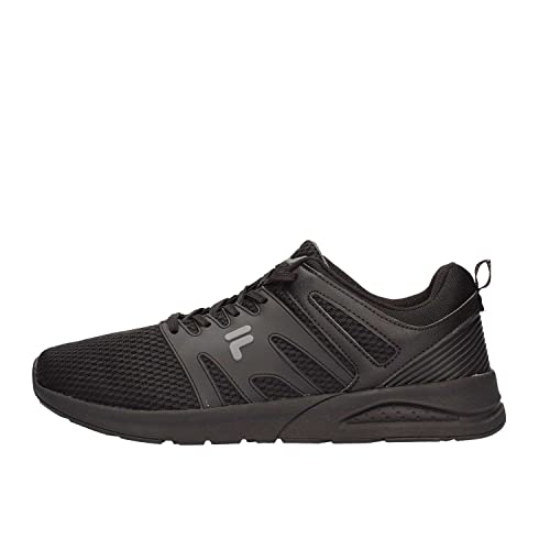 Fila Scarpe Uomo Black Stark Low in Tessuto Nero 1010285-12V  Amazon.co.uk   Shoes   Bags 34467ab2f0