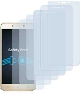 2a24345d7 Savvies Screen Protector for Lenovo Vibe K5  6 Pack  – Protection Film