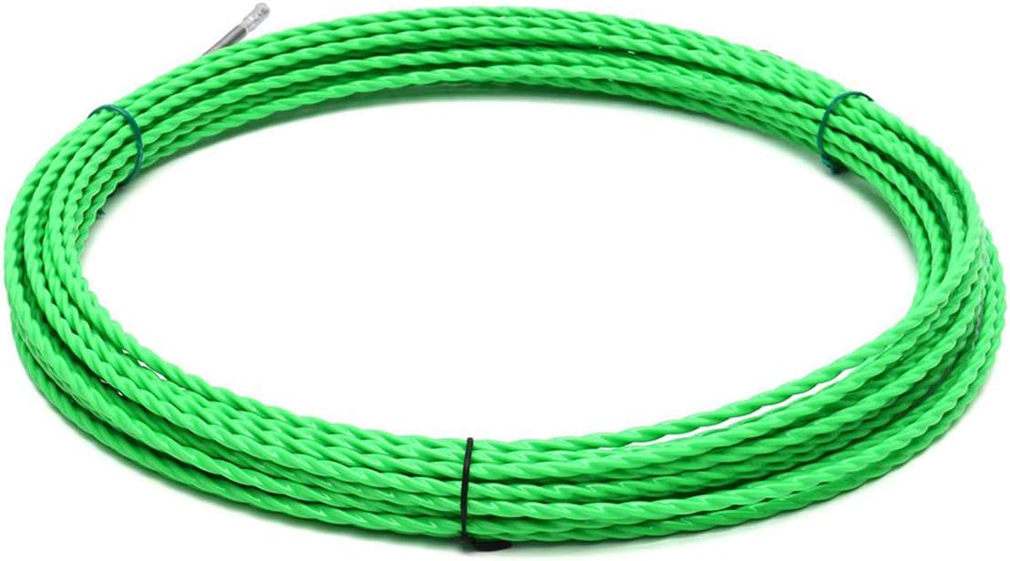 4MM 30M Wire Cable Pull Push Kit Fish Tape Wire Puller Electrical Wire Fish Tape Puller
