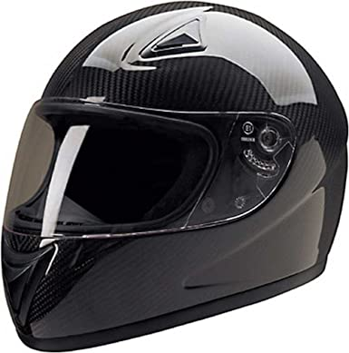 Lightweight Motorcycle Helmet >> Amazon Com Hci Light Weight Carbon Fiber Full Face