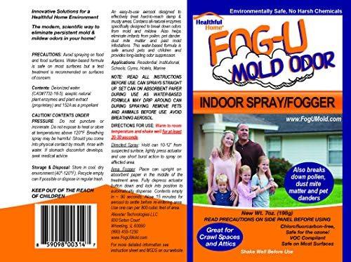 Amazon Healthful Home Fog U Mold Odor Indoor Fogger 1 Garden