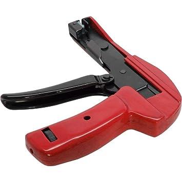 InLine 59968A Kabelbinderzange mit Schneidevorrichtung: Amazon.de ...
