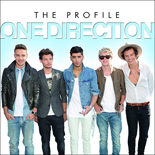 CD : One Direction - Profile (With DVD, 2 Disc)