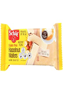 Schar Vanilla Wafers, Gluten Free, 4.4-ounces (Pack of 6 ...