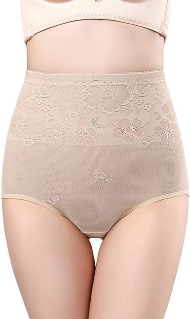 CLOOM Bragas Altas Mujer Sin Costuras Sexy Señora Short De ...