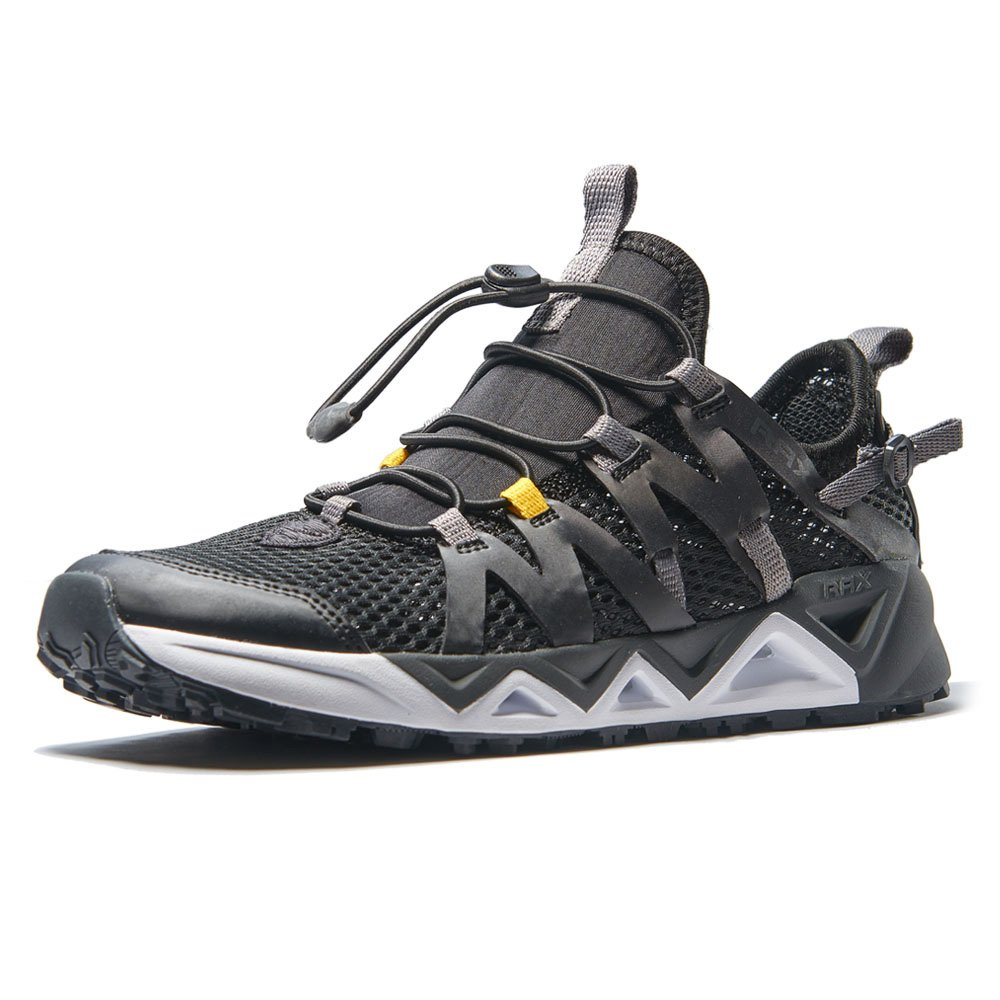RAX Men's Quick Drying Slip-Resistent Aqua Water Hiking Shoes(10 US)