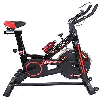 Zgsjbmh Bicicleta estática/Indoor Cycling Mute Trainer Bicycle ...