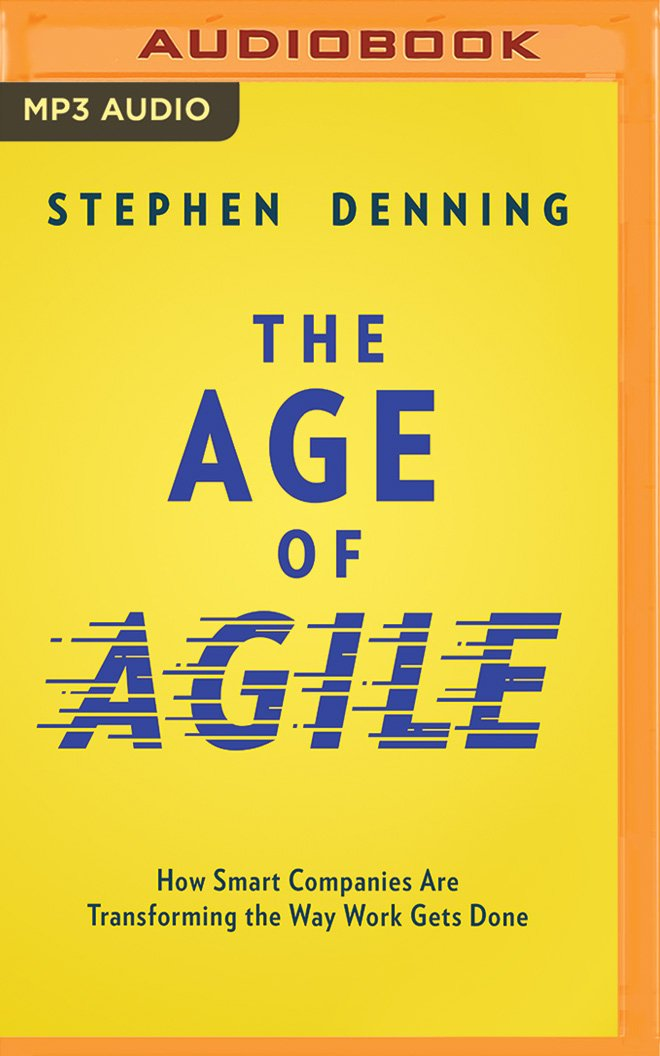the age of agile how smart companies are transforming the way work gets done english edition