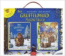 Grüffelokind Magnetbuch Mit 60 Magneten Und Mini Bilderbuch Im