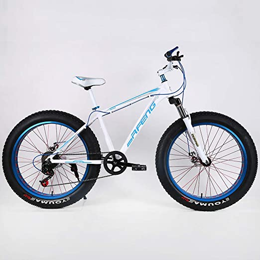 YOUSR MTB Horquilla suspensión Dirt Bike 20 Pulgadas Bicicleta ...