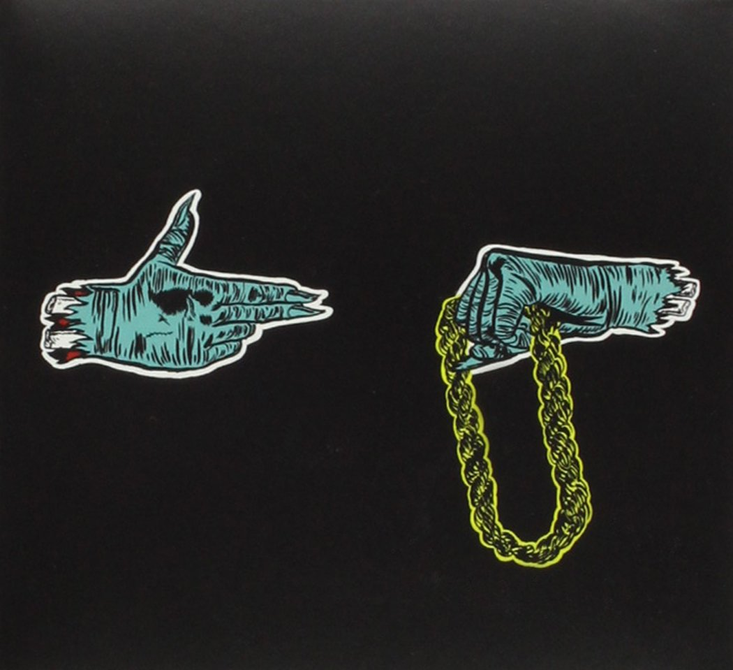CD : Run the Jewels - Run the Jewels [Explicit Content] (CD)