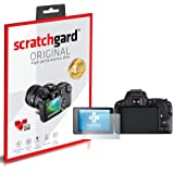 Scratchgard Ultra Clear Screen Protector for Canon EOS 77D