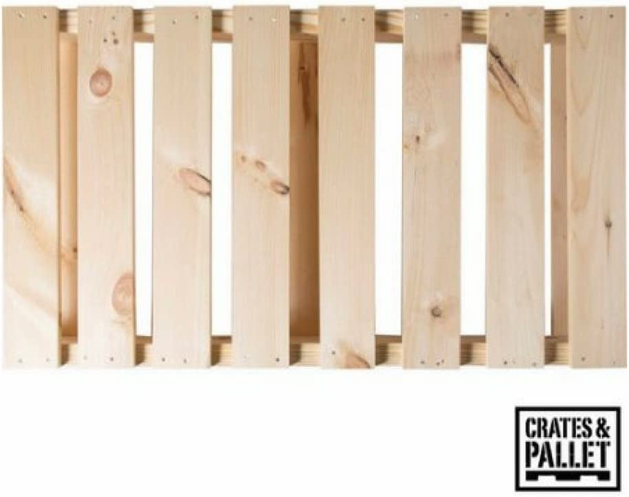 New Wood Crates and Pallet Half Pallet