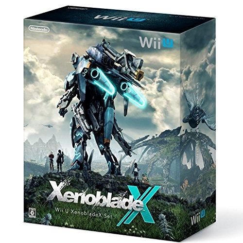 ゼノブレイドクロス セット(WiiU本体同梱)
