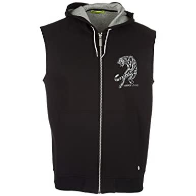 Versace Jeans Gilet Homme Nero M  Amazon.fr  Vêtements et accessoires 581becd5dc2