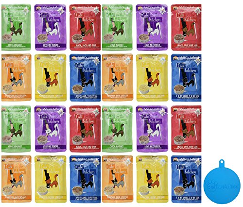 Weruva Cats in the Kitchen Grain Free Wet Cat Food in 6 Flav