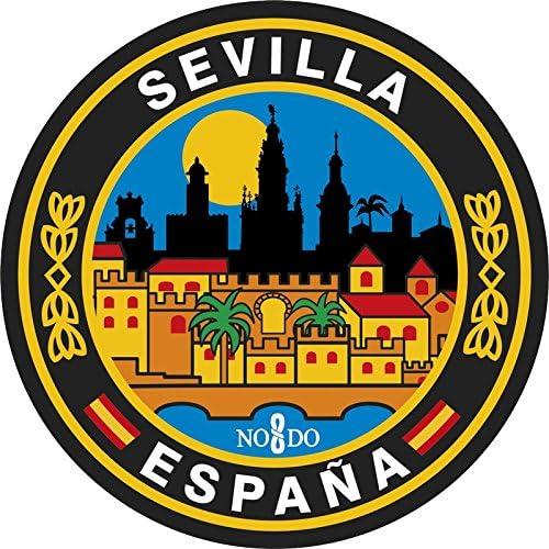 Adesivo Cerchio Sevilla