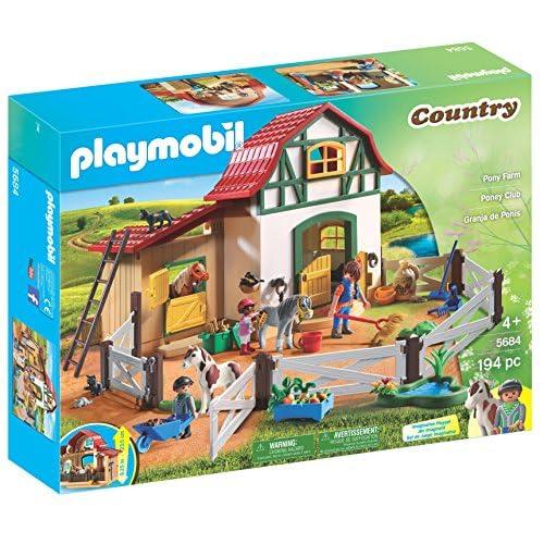 PLAYMOBIL Pony Farm