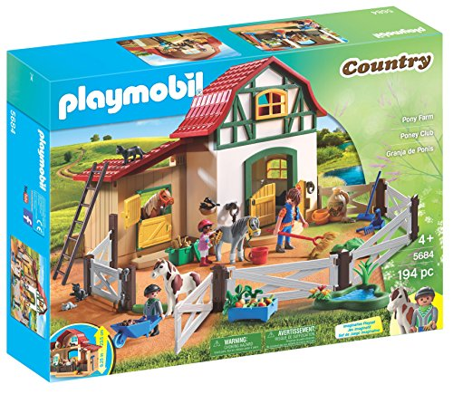 PLAYMOBIL Pony Farm -