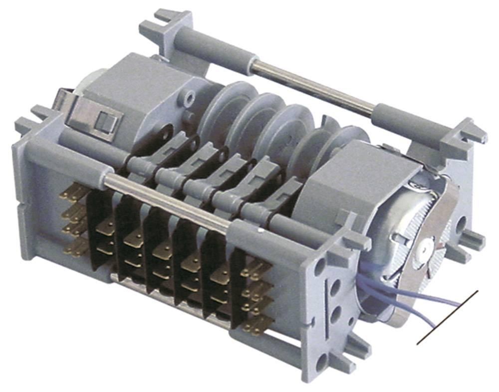 CDC 7805DV - Temporizador para lavavajillas Silanos N1300, 1300S ...