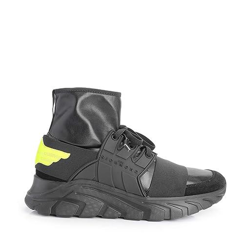new product af86a e2374 John Richmond Sneaker - 5805E - Size 43 (EU): Amazon.it ...