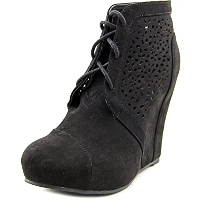 Shï by Journeys Womens FREE SPIRIT Closed Toe Fashion Boots  Size