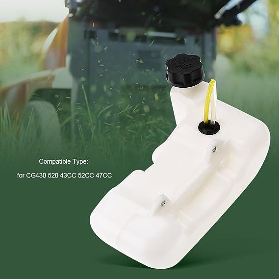 Amazon.com: yosooo Trimmer Depósito de combustible para ...