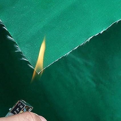 Tela cerata resistente al fuoco ad alta temperatura ignifuga in PVC in fibra di vetro tela utilizzata for piante da balcone trampolino auto mobili da giardino giardinaggio da campeggio legno