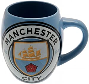 Manchester City FC Tea Tub Mug - New Design