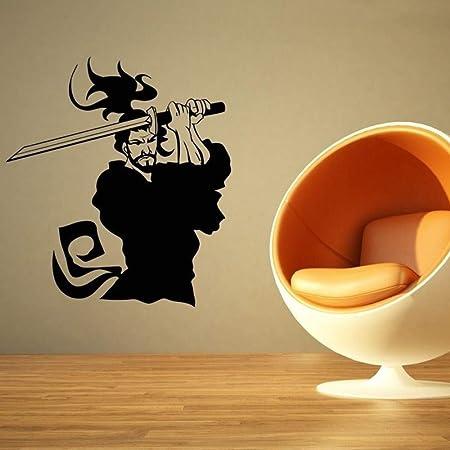 guijiumai Kendo Etiqueta de La Pared Samurai Etiqueta Japón ...