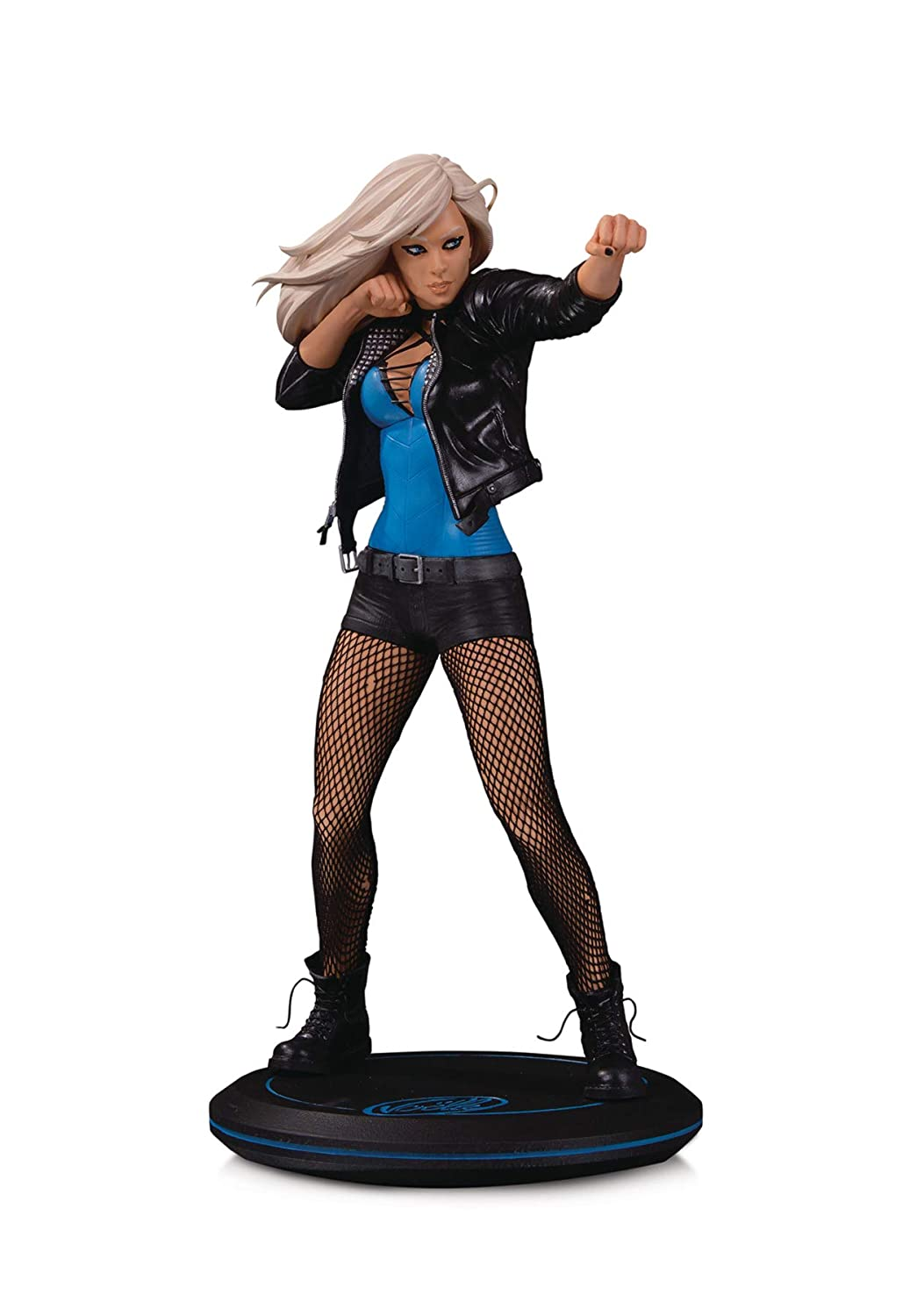 DC Cover Girls Black Canary by Jo/ëlle Jones Statue DC Collectibles