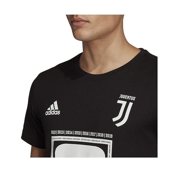 db3b1f9632 adidas Juventus t-Shirt Celebrativa 8 Scudetto 2018/19 Campione 37