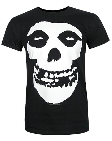 c36f608baa Amazon.com: Official Misfits Fiend Logo Men's T-Shirt: Clothing