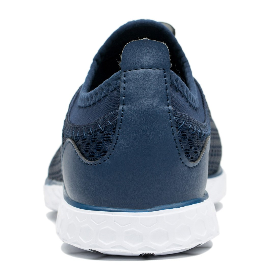 TIANYUQI Men's Mesh Slip On Water Shoes by TIANYUQI (Image #3)