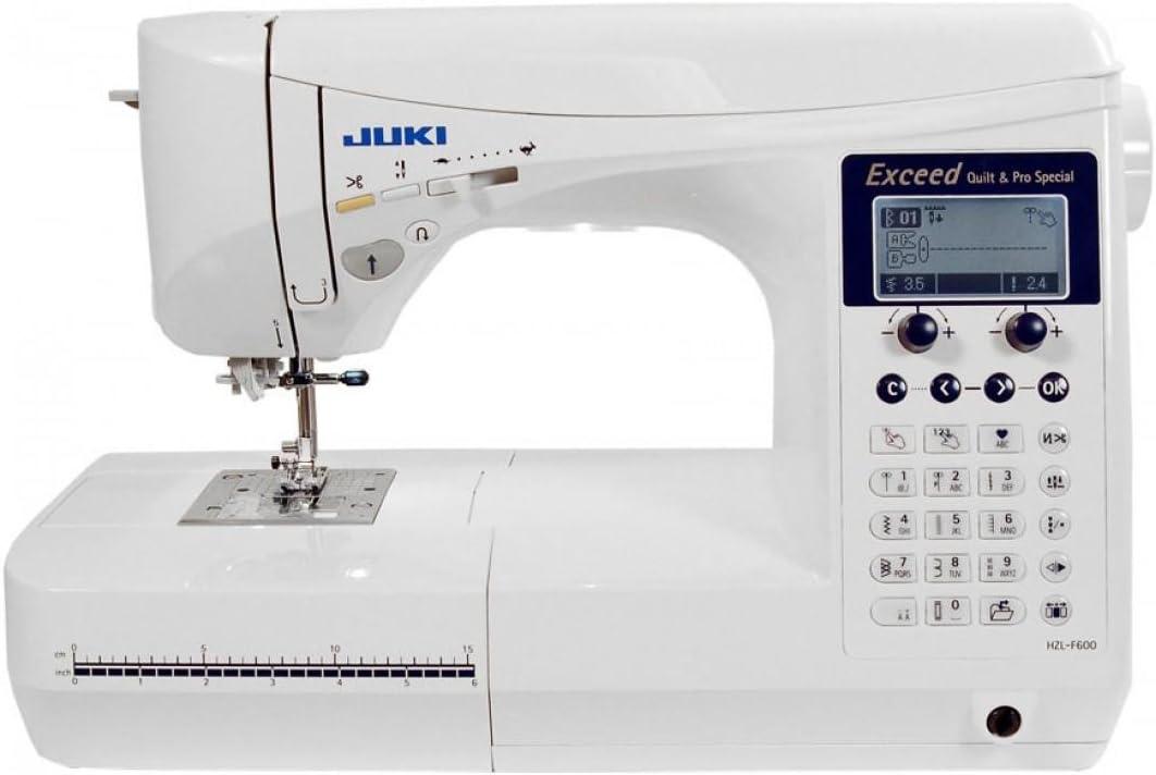 Juki HZL-F600 - Máquina de coser: Amazon.es: Hogar