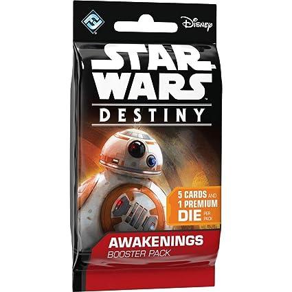Fantasy Flight Games Star Wars Destiny - Caja de Mejora de ...