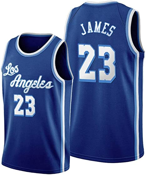 ZQN Mujeres Jersey Hombre - # 23 Lebron James Jersey ...