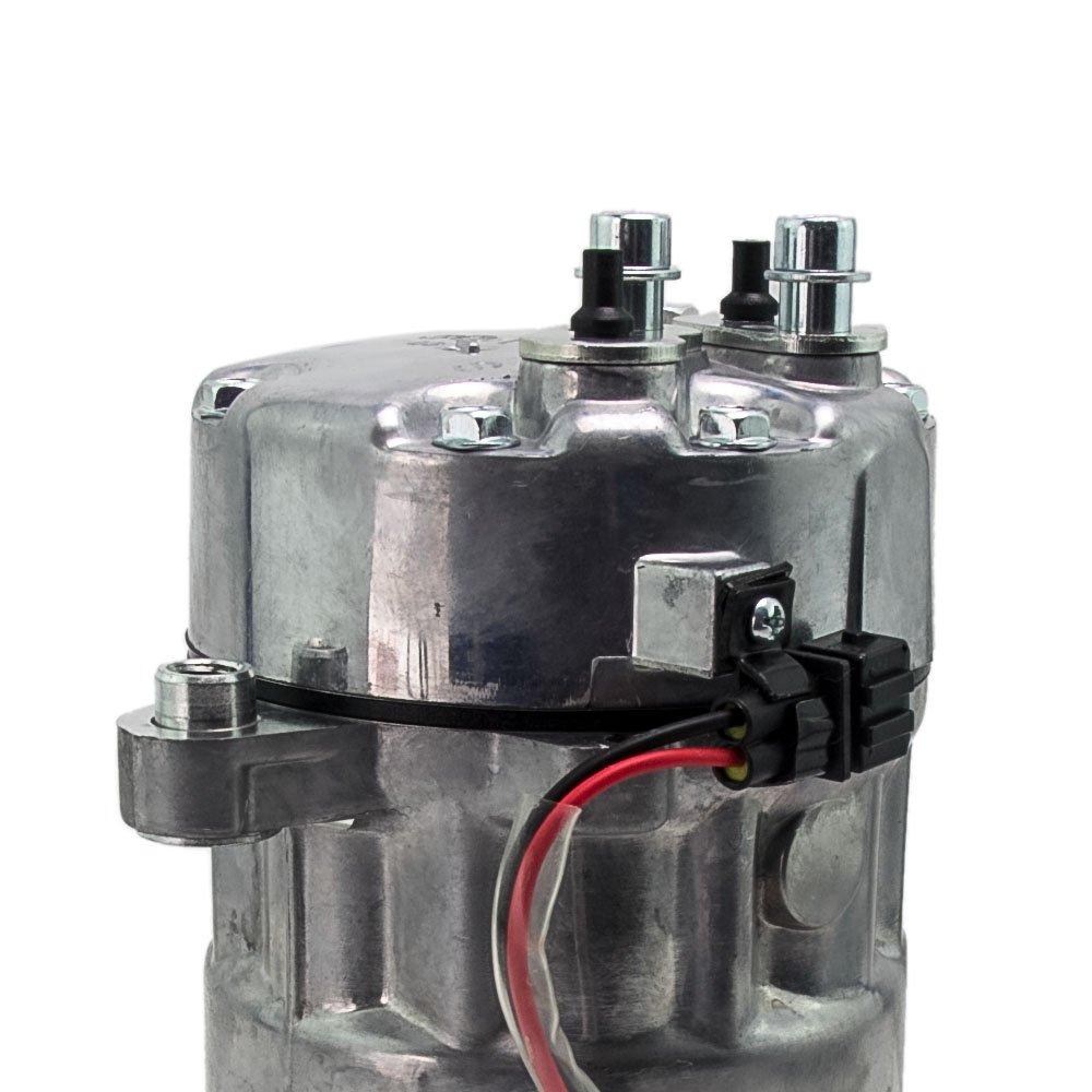 Maxpeedingrods Klimakompressor Kompressor Fr Transporter T4 Kasten Kompresor Vw Caravelle 25 28 Bj 90 06 7d0820805 Auto