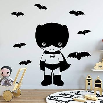 Geiqianjiumai Moderne Familie Bat Boy Wandaufkleber