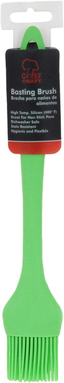 Blue 10.25 Chef Craft Premium Silicone Basting Brush