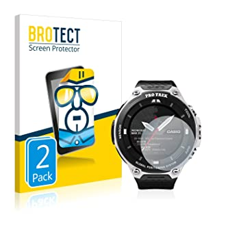 brotect Protector Pantalla Compatible con Casio Pro Trek ...
