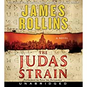 The Judas Strain: A Sigma Force Novel, Book 4 | James Rollins