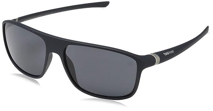 Tag Heuer Sonnenbrille Th-6041 Gafas de sol, Azul (Blau ...