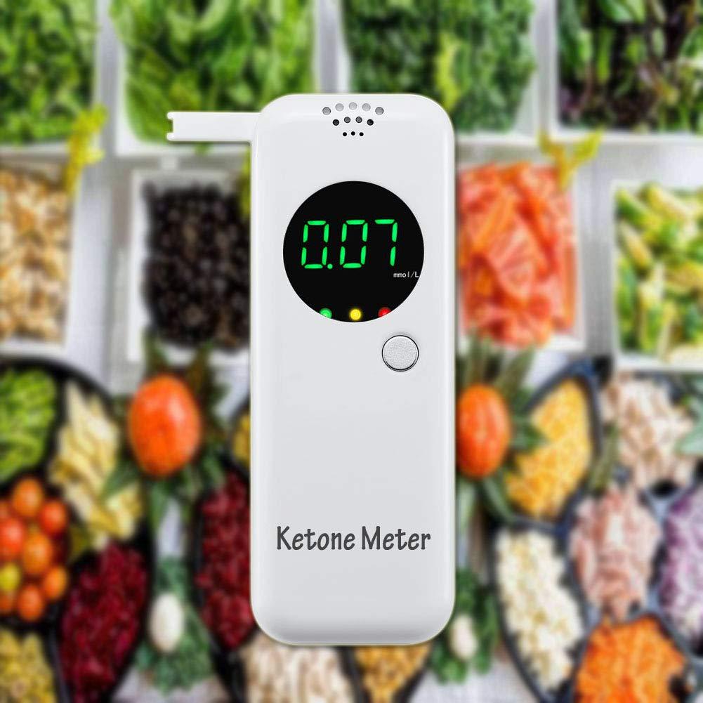 Ketone Breath Meter with Digital LCD Displays for Dietitian Testing by YIKKAI (Image #2)