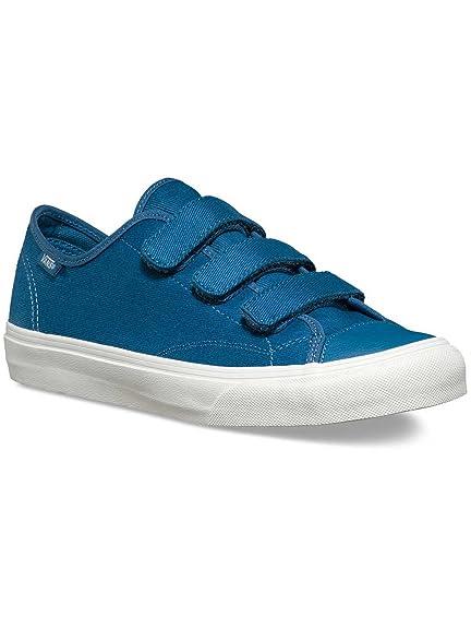 Vans - Botines Hombre, Color Azul, Talla 43 EU: Amazon.es: Zapatos y complementos