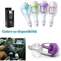 DOBO® auto umidificatore diffusore fragranza LED USB aromaterapia design purificatore aria colore casuale