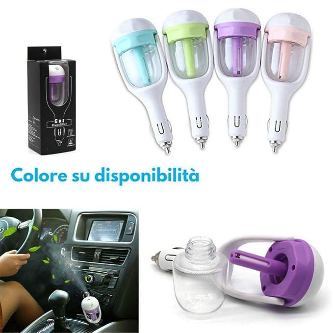 6 opinioni per DOBO® auto umidificatore diffusore fragranza LED USB aromaterapia design