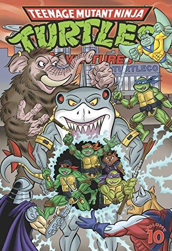 Teenage Mutant Ninja Turtles Adventures Volume 10 (TMNT Adventures) (Teenage Mutant Ninja Turtles Of Rats And Men)