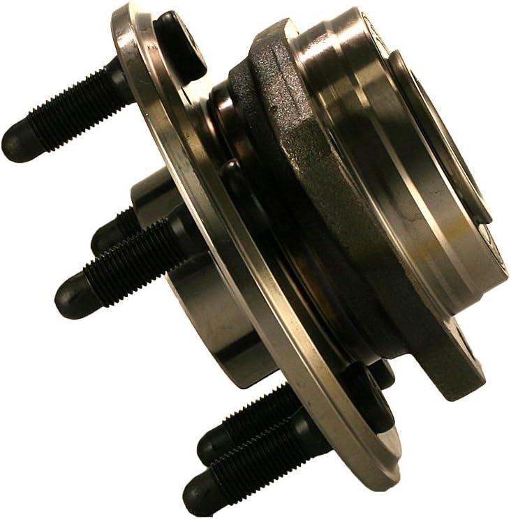HU513282 x2 New Front Set Wheel Bearing And Hub Assembly