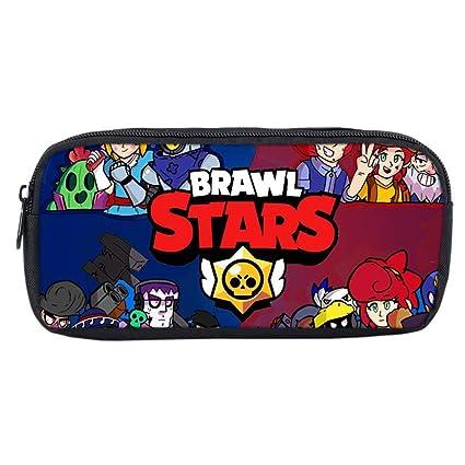 Estuche Brawl Stars, Brawl Stars Estuches Escolar para Niños ...